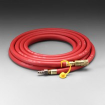 3M™ Supplied Air Hose, Industrial Interchange Fittings, Low Pressure, 50' (#W-3020-50)