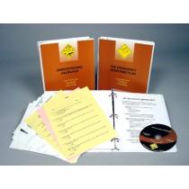 HAZWOPER: Emergency Response Awareness Package DVD Program (#V000HZ69EW)