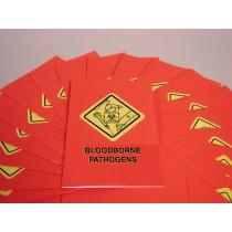 Bloodborne Pathogens Booklet (#B0002440EX)