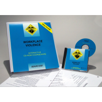 Workplace Violence in Healthcare Facilities Interactive CD (#C0002990ED)