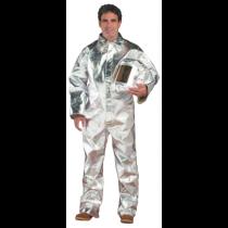 19oz. Aluminized Rayon Heavy Coverall (#605-ARH)