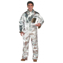 10oz. Aluminized CarbonX Coverall (#605-ACX10)