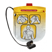 Lifeline View Adult Defibrillation Pads Package (#DDP-2001)