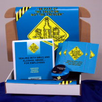 Drug and Alcohol Abuse for Managers and Supervisors in Construction Environments DVD Kit (#K0002859ET)