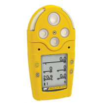 GasAlertMicro 5 Series Gas Detector, yellow (#M5-XW0Y-A-P-D-Y-N-00)