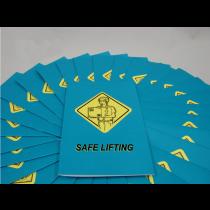 Safe Lifting Booklet (#B0002280EM)