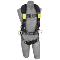 ExoFit™ XP Arc Flash Construction Harness - Dorsal/Rescue Web Loops (#1110852)