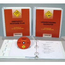 HAZWOPER: Emergency Response Awareness Package Interactive CD (#C000HZ60ED)