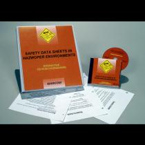 HAZWOPER: Safety Data Sheets in HAZWOPER Environments Interactive CD (#C0002180ED)