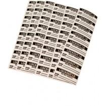Lockout ID Labels (#IDL1)