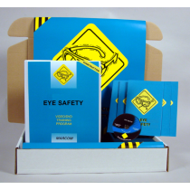 Eye Safety in Construction Environments DVD Kit (#K0003109ET)