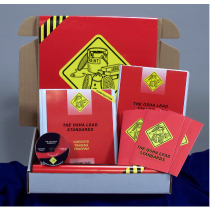 Lead Exposure in Construction Environments DVD Kit (#K0002739ET)