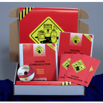 Hazard Communication in Cleaning and Maintenance Services DVD Kit (#K0001689EO)