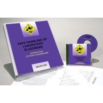 Safe Handling of Laboratory Glassware Interactive CD (#C0002020ED)
