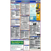 Oregon Labor Law Poster (#LLP-OR)