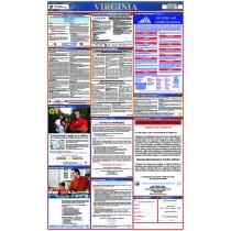 Virginia Labor Law Poster (#LLP-VA)
