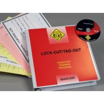 Lock-Out/Tag-Out DVD Program (#V0002899EO)