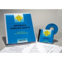 Materials Handling Safety Interactive CD (#C0002800ED)