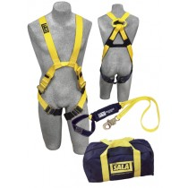 Delta™ Arc Flash Harness and Lanyard Kit (#1150058)