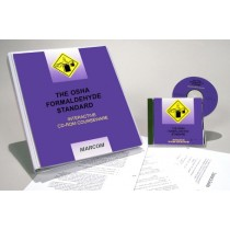 OSHA Formaldehyde Standard CD-ROM (#C0001990ED)