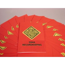 OSHA Recordkeeping Booklet (#B0000180EX)