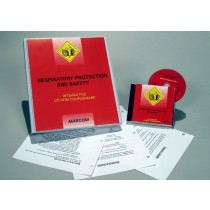 Respiratory Protection and Safety Interactive CD (#C0002750ED)