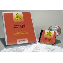 HAZWOPER: Respiratory Protection Interactive CD (#C0001870ED)