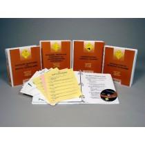 HAZWOPER: 8-Hour Annual Retraining Series Package DVD Program (#V000HZ19EW)