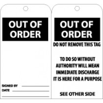 Out Of Order Tag (#RPT24)
