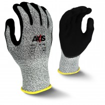 Axis™ Cut Protection Micro Sandy Foam Nitrile Coated Glove (#RWG534)
