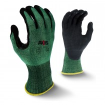 Axis™ Cut Protection Foam Nitrile Coated Glove With Dotted Palm (#RWG538)