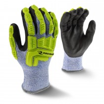 Radians Cut Protection Cold Weather Coated Glove (#RWG604)