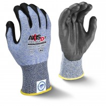 AXIS D2™Cut Protection Level A4 Touchscreen Glove with Dyneema® Diamond Technology (#RWGD104)