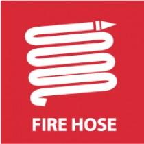 Fire Hose Sign (#S29)