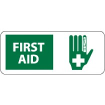 First Aid Pictorial Sign (#SA119)