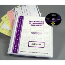 Safe Handling of Laboratory Glassware DVD Program (#V0002029EL)