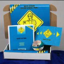 Safe Lifting in Construction Environments DVD Kit (#K0002389ET)