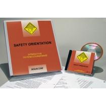 HAZWOPER: Safety Orientation Interactive CD (#C0001840ED)