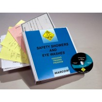 Safety Showers and Eye Washes DVD Program (#V0001289EM)