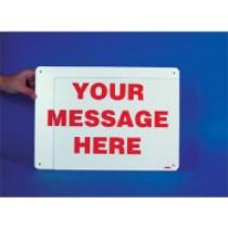 Acrylic Sign Holder (#SH1014)