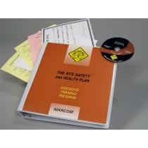 HAZWOPER: Site Safety and Health Plan DVD Program (#V0001889EW)
