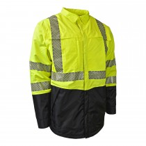 Type R Class 3 Ripstop Quilted Wind Shirt (#SJ03-3SGR)