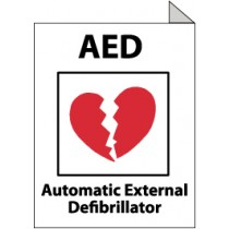 Automatic External Defibrillator (#TV15)