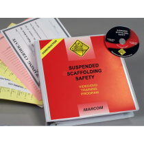 Suspended Scaffolding Safety in Construction Environments DVD Program (#V0000759ET)