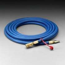 3M™ Supplied Air Hose, Industrial Interchange Fittings, High Pressure, 100' (#W-9435-100)