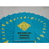 Walking and Working Surfaces Booklet (#B0002420EM)