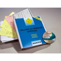 Walking and Working Surfaces in Construction Environments DVD Program (#V0002479EM)