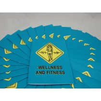 Fitness and Wellness Booklet (#B000FTW0EM)