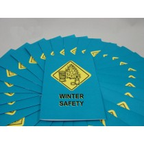 Winter Safety Booklet (#B000WIN0EM)