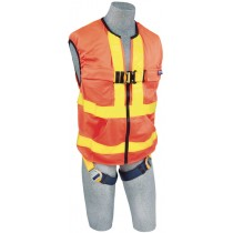 Delta Vest™ Hi-Vis Reflective Workvest Harness (#1111581)